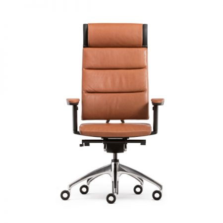 Open Up Modern Classic juhi töötool ergonoomiline luksuslik nahast Ergonomik