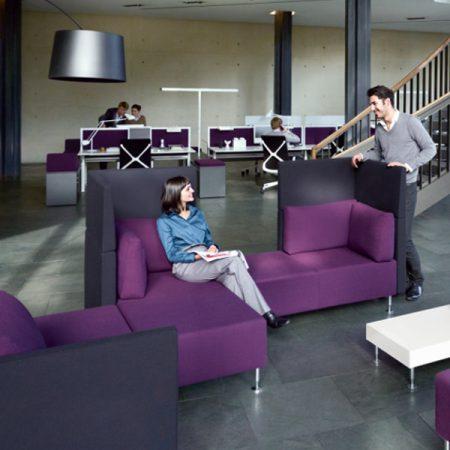 Sopha moodulmööbel lounge kohvik avalik ruum, puhkeruum Ergonomik