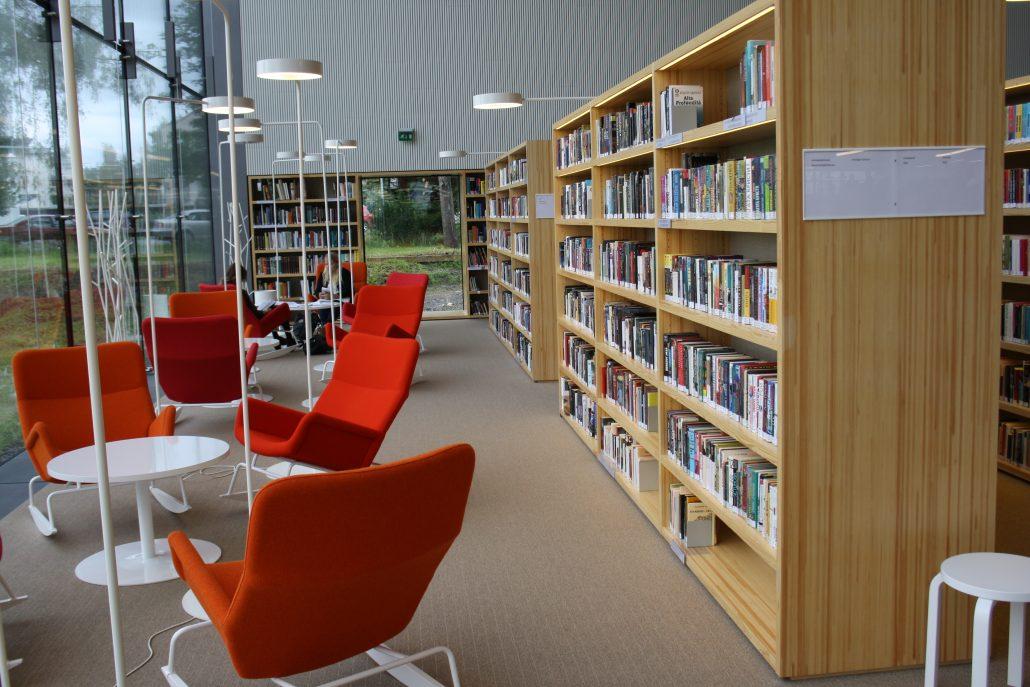 Seinäjoki Raamatukogu, 2012. a