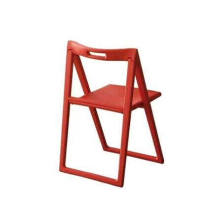 Pedrali Enjoy 460 klapptool konverentsitool kokkupandav tool, ladustatav, koolitus tool Ergonomik plastikust kerge